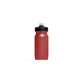 Cube Feather Drinking Bottle 500ml red